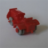 Baggage Tractor - Red