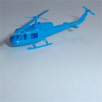 Bell Helicopter - Blue