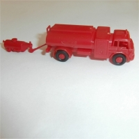 Fuel Tanker Red