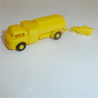 Fuel Tanker Yellow