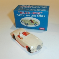 Blue Box 7422 MG A Sports Car