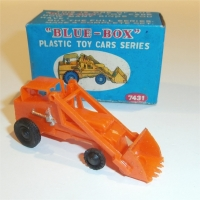 Blue Box 7431 Excavator