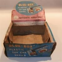 Blue Box Counter Display Box