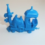 Camel Train Engine  (Blue) R&L Cereal Toy