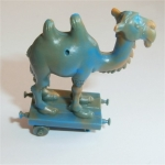 Camel Train First-Class Passenger (Mixed) R&L Cereal Toy
