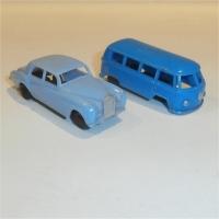 CH Plastic Rolls and VM Kombi