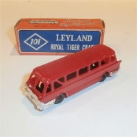 CH 101 Leyland Tiger Coach