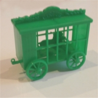 Lion Cage - Green