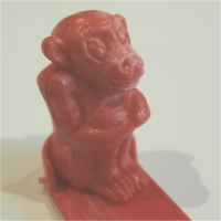 See Saw Monkey - Close Up