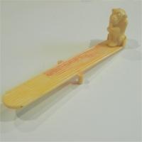 See Saw Monkey - Yellow