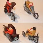 Hotwheels Rumbler Bikes
