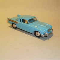Corgi 211 Studebaker Golden Hawk
