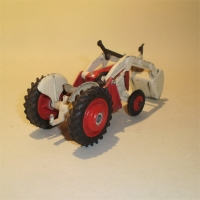 Corgi 53 Massey Ferguson 65 Tractor with Shovel