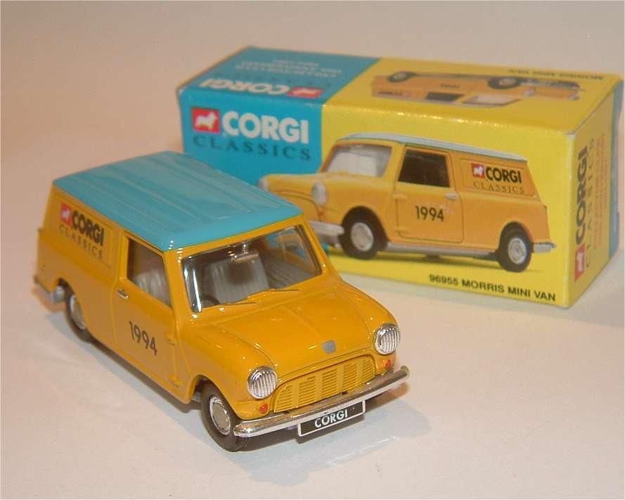 CorgiClubMiniVan1994