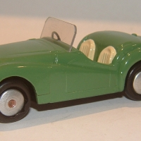 Corgi 301 Triumph TR2