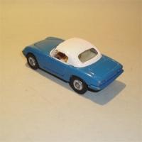 Corgi 319 Lotus Elan blue
