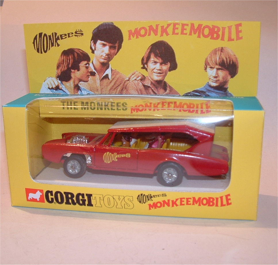 Corgi 277 Monkee Mobile