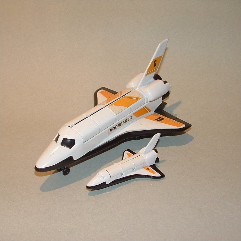 Corgi 649 Moonraker Space Shuttle