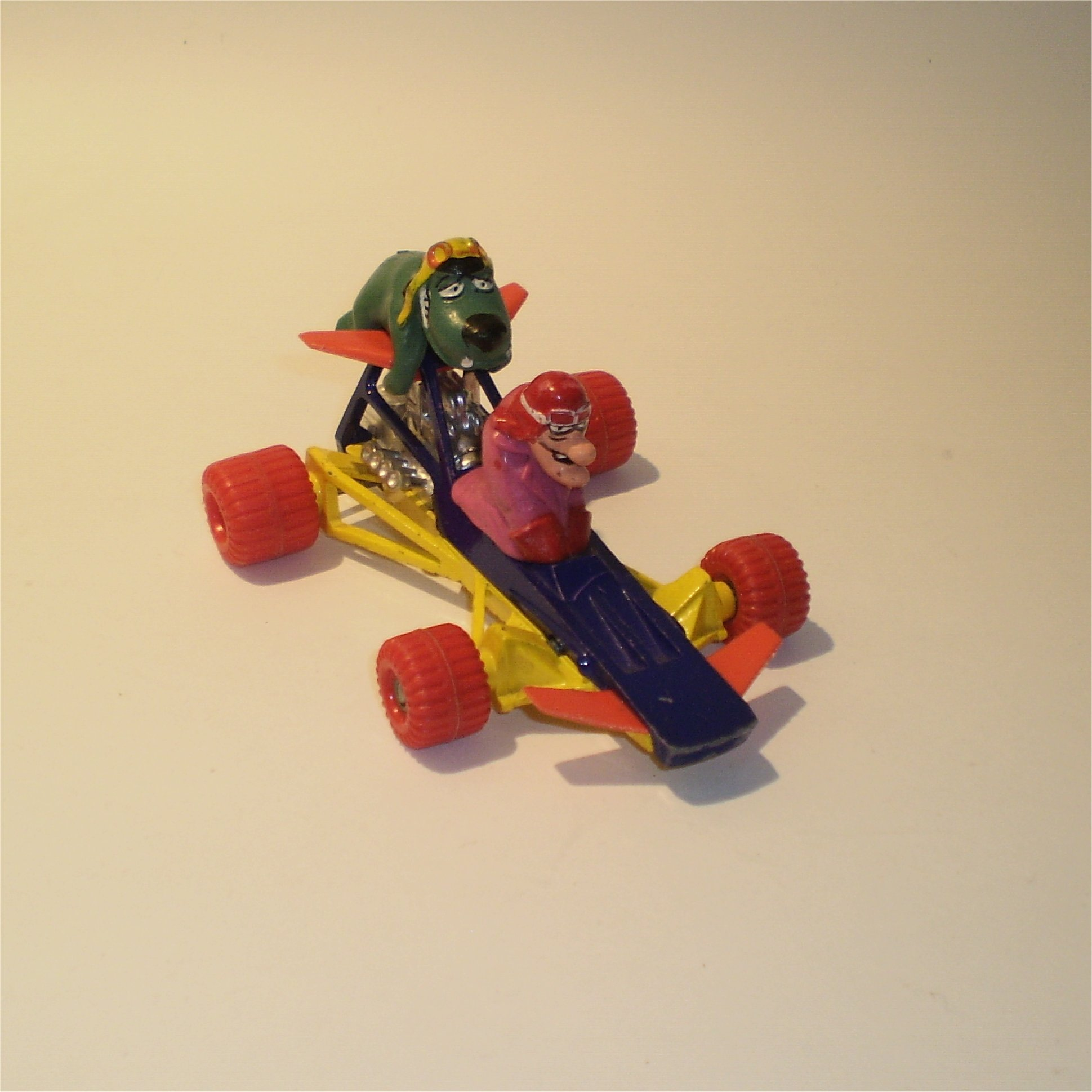 Corgi 809 Dick Dastardly Racing Car