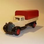 Dinky 25b Covered Wagon