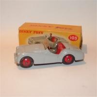 Dinky 105 Triumph