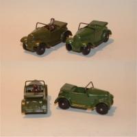 Dinky 152c Army Morris