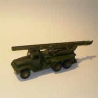 Dinky 665 Honest John Missile Launcher