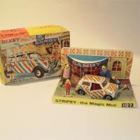 Dinky Toys 107 Stripey the Magic Mini