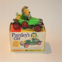 Dinky 477 Parsley's Car