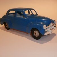 Glenn Plastic Holden FJ Sedan - Blue