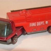 Hotwheels Fire Truck