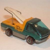 Hotwheels Tow Truck