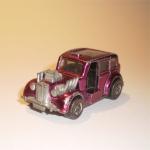 Hotwheels Cockney Cab - Magenta