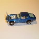 Hotwheels Maserati Mistral - Blue