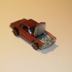 Hotwheels Mercedes 280 SL - Red