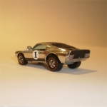 Hotwheels Mustang Boss Hoss #1