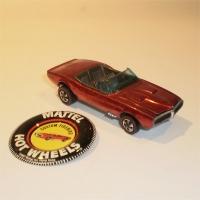 Hotwheels Redline Custom Firebird