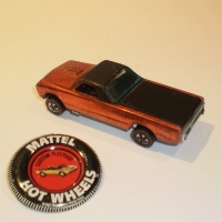 Hotwheels Redline Custom Fleetside
