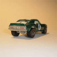 Hotwheels Heavy Chevy - Green