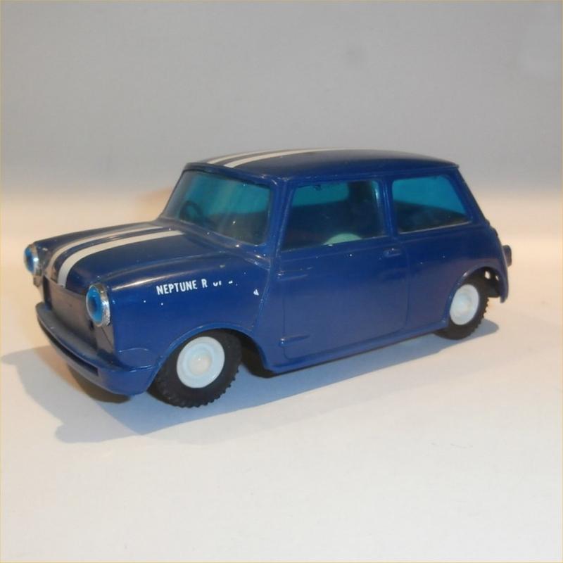 Plastic Mini Cooper Neptune (Lincoln)