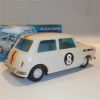 Plastic Mini Cooper Shell (Lincoln)