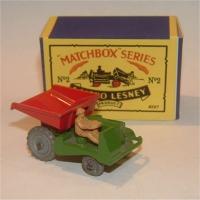 Matchbox 2b Dumper