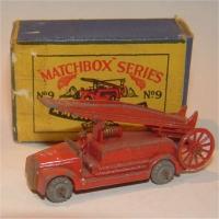 Matchbox 9a Fire Escape