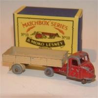 Matchbox 10b_mechhorse