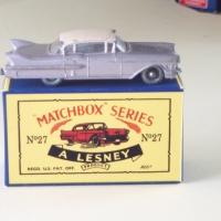 Matchbox 27 Cadillac