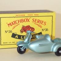 Matchbox 36  Scooter