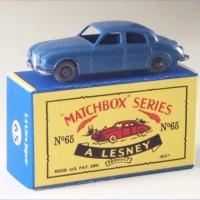 Matchbox 65 Jaguar