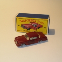 Matchbox 53 Mercedes Benz