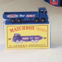 Matchbox 1-75 20b Everready