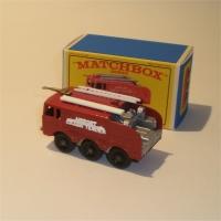 Matchbox 63 Fire Tender
